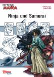 How to Draw Manga Ninja und Samurai