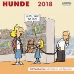 Hunde Postkartenkalender 2018