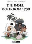 Die Insel Boubon 1730