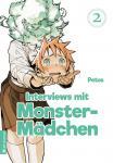 Interviews mit Monster-Mädchen Band 2