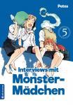 Interviews mit Monster-Mädchen Band 5