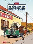 Die Abenteuer von Jacques Gibrat 2: Die Rückkehr der Kapuzinerbande