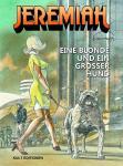 Jeremiah 33: Eine Blonde und ein großer Hund