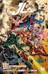 Justice League of America: Der kryptonische Gott Hardcover