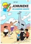 Jommeke 19: Die silberne Giraffe