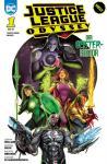 Justice League Odyssey 1: Der Geistersektor