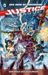 Justice League Paperback 2: Der Pfad des Schurken (Softcover)