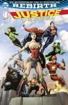 Justice League (Rebirth) 1 (Variant-Ausgabe)