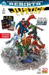 Justice League (Rebirth) 8