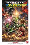 Justice League (Rebirth) Paperback 2: Ausbruch (Hardcover, mit Blechschild)