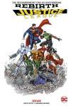 Justice League (Rebirth) Paperback 3: Zeitlos (Hardcover, mit Blechschild)