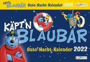 Käpt'n Blaubär Gute-Nacht-Kalender 2022