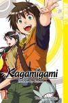 Kagamigami - Meister der Geister Band 1