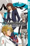 Kagamigami - Meister der Geister Band 3