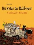 Die Katze des Rabbiners 5: Jerusalem in Afrika