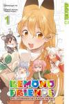 Kemono Friends – Willkommen im Japari Park!