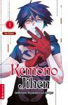 Kemono Jihen – Gefährlichen Phänomenen auf der Spur Band 1