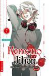 Kemono Jihen – Gefährlichen Phänomenen auf der Spur Band 7