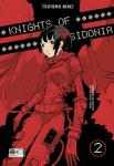 Knights of Sidonia Band 2