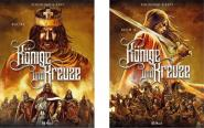 Könige und Kreuze Buch 1 und 2 (Set)