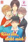Küss ihn, nicht mich! Band 8