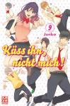 Küss ihn, nicht mich! Band 9