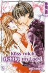 Küss mich richtig, My Lady! Band 2