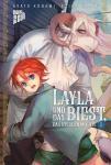 Layla und das Biest, das sterben möchte Band 3