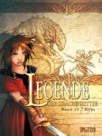 Die Legende der Drachenritter 12: Ellys