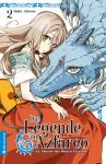 Die Legende von Azfareo – Im Dienste des blauen Drachen Band 2