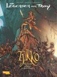 Die Legenden von Troy: Tykko 3: Die Hügel der hundert Tempel