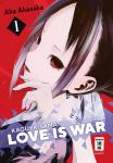 Kaguya-sama: Love is War Band 1
