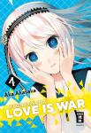Kaguya-sama: Love is War Band 4