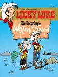 Lucky Luke (HC) 100: Die Ursprünge