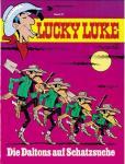 Lucky Luke (HC) 27: Die Daltons auf Schatzsuche