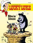 Lucky Luke (HC) 96: Mitten ins Schwarze