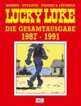 Lucky Luke Gesamtausgabe 1987-1991