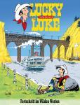 Lucky Luke Themenband III: Fortschritt im Wilden Westen
