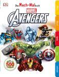Das MACH-MALbuch: Marvel Avengers