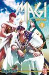 Magi - The Labyrinth of Magic Band 4