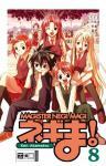 Magister Negi Magi Band 8