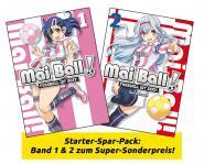 Mai Ball - Fußball ist sexy! Starter Pack (Band 1 und 2)
