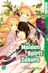 Maiden Spirit Zakuro Band 3