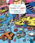 Make my day! - Mein wildes Englisch-Wimmelbuch
