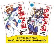 Maken-Ki Starter-Pack (Band 1 und 2)