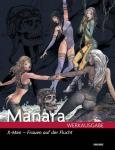 Manara Werkausgabe 13: X-Men - Frauen auf der Flucht