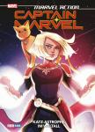 Captain Marvel (Marvel Action) 1: Katz-Astrophe im Weltall