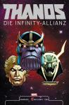 Marvel Exklusiv 120: Thanos - Die Infinity-Allianz
