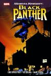 Marvel Knights: Black Panther Hardcover
