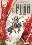 Die Legende der scharlachroten Wolken - Die Maske des Fudo